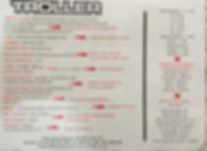 Catalogo Troller RF especificações