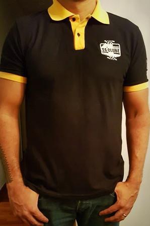 Camisa Polo T4 Clube Brasil