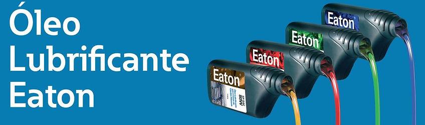 Tabela de aplicação de óleo lubrificante para caixas de câmbio Eaton