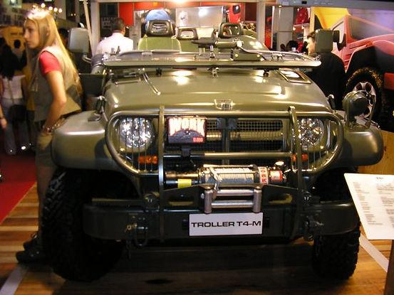 Troller T4-M Militar
