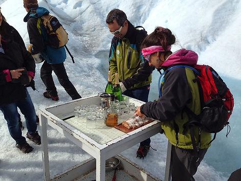 chegada em El Chaltén - expedição troller