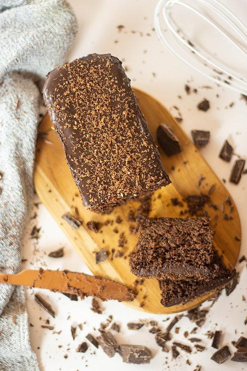 Bolo de Chocolate com Brigadeiro Funcional