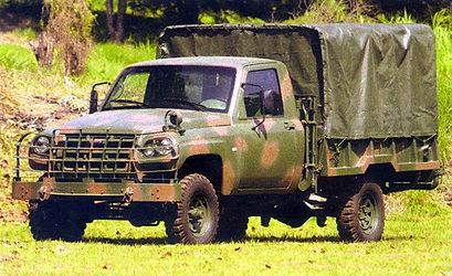Troller Pantanal Militar