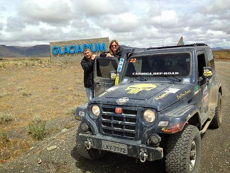 Glaciarium-expedição-troller