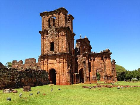 Ruínas Jesuíticas de São Miguel