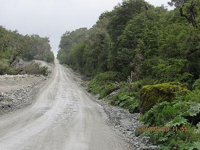 Expedição Troller Carretera sentido norte