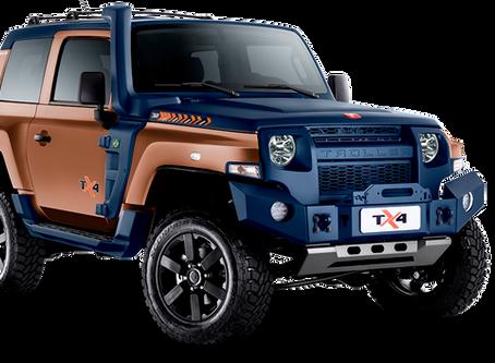 TROLLER 2020 AUTOMATICO E TROLLER TX4