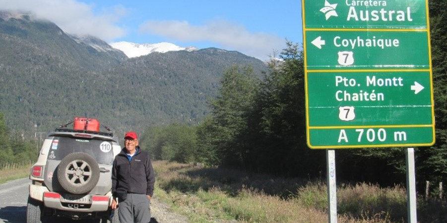 Expedição Troller Chile Alexandre Bahia
