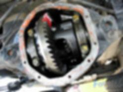 diferencial traseiro autoblocante Track-Lok®