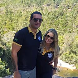 Fabio Roberto e Flavia Felix