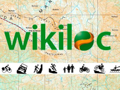 O que e Wikiloc? Como funciona o Wikiloc?