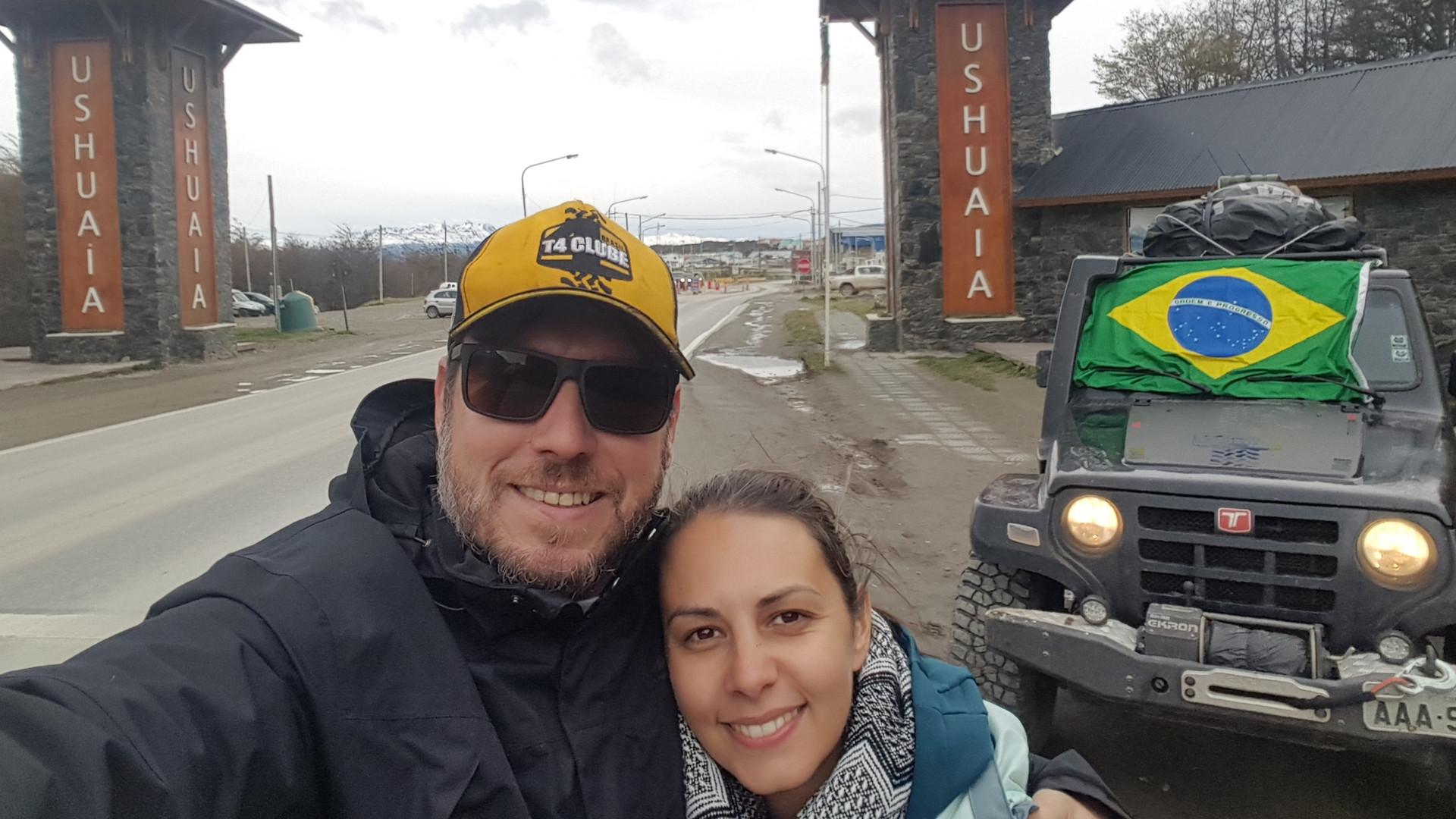Romo Ushuaia de Troller