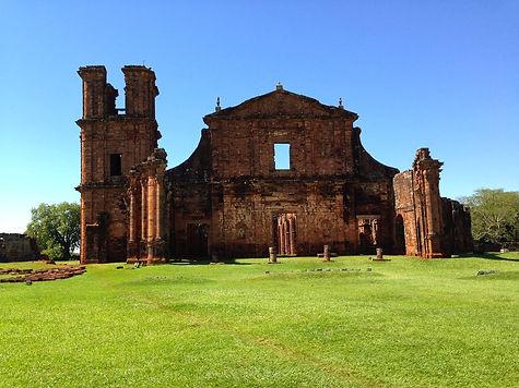 Ruínas Jesuíticas de São Miguel 4