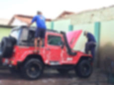 Lavagem Troller 2.8