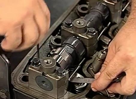Dicas Manutenção Motor MWM Sprint 4 e 6 cilindros.