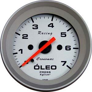 Manômetro de Pressão de Óleo