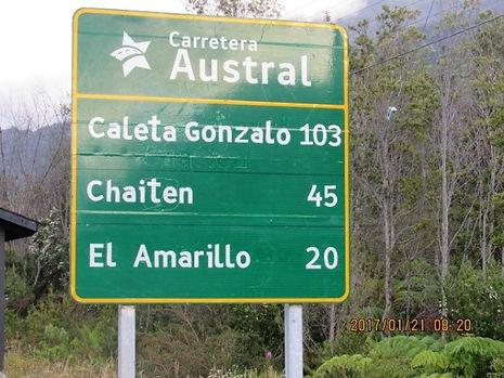Puerto Cardenas – Puerto Varas 1