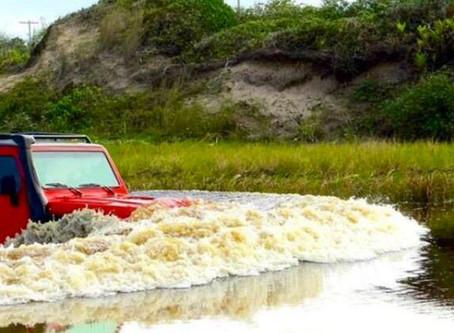 Os Cuidados na Travessia de Rios e Trechos Alagados