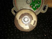 Motor caixa de tranferencia Troller 2