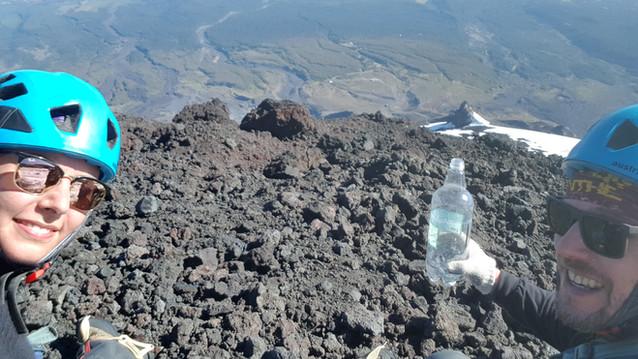Pucón Vulcão em atividade Vilarrica 1