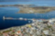 ushuaia fin del mundo - cidade