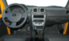 Troller 2009 painel interior