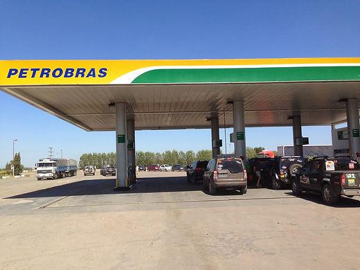 Chegada em Puerto Madryn - Diesel Agentina