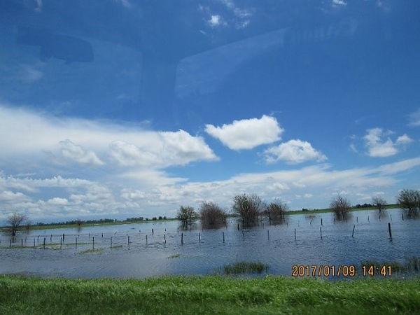 """Região de """"banhado"""" Argentino"""