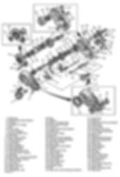 T-case BorgWarner 1354 - Troller