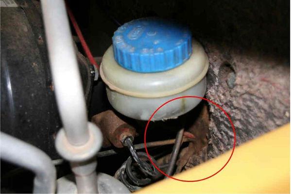Instalação manometro pressão turbo no troller foto 3b