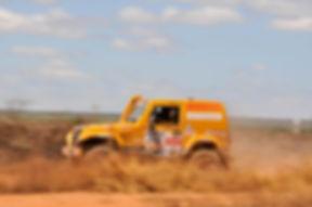 Troller T5 Amarelo