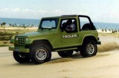 Troller 1997 RF