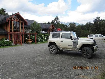 Hotel Yelcho de La Patagônia