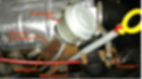 Instalação manometro pressão turbo no troller foto 1