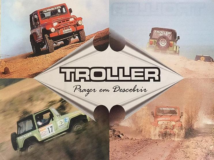 Catalogo Troller RF capa