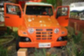 Troller 2009 laranja