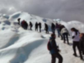 chegada em El Chaltén - expedição troller 1