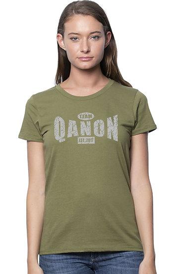 Team Qanon - Organic Cotton - USA MADE