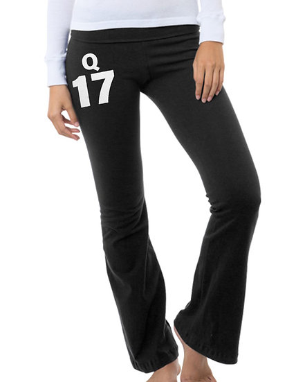 Q - 17 - Yoga Pants - USA MADE