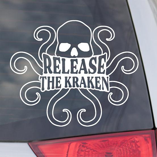 Release the Kraken Decal