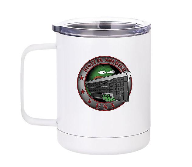 Digital Soldier - 10oz Coffee Mug/20oz Tumbler