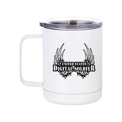 US Digital Soldier - 10oz Coffee Mug/20oz Tumbler