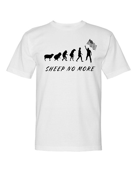 Sheep No More