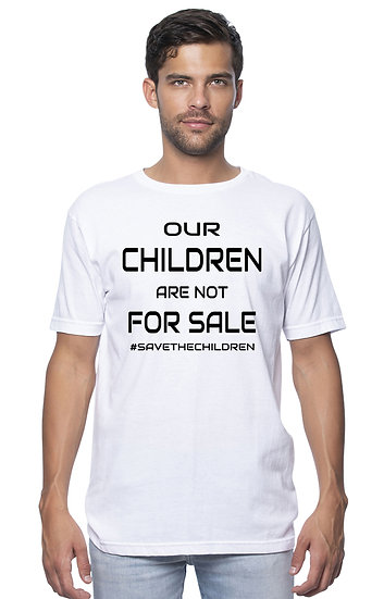 #SAVETHECHILDREN - Unisex - USA MADE