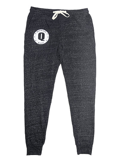 Q Unisex Fleece Jogger Sweatpants