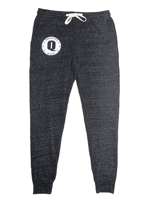 Q Unisex Fleece Jogger Sweatpants