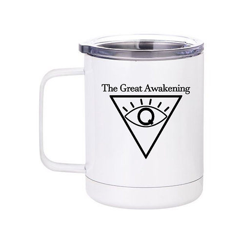 The Great Awakening - 10oz Coffee Mug/20oz Tumbler