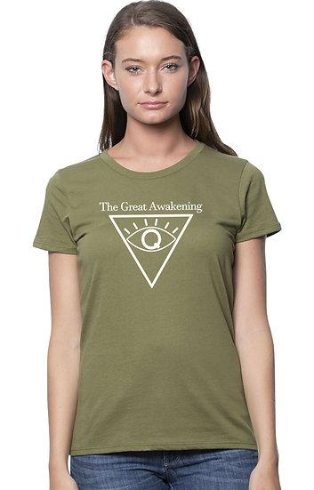 The Great Awakening Women's Cut - USA MADE