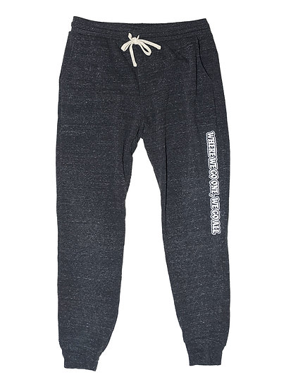 WWG1WGA Unisex Fleece Jogger Sweatpants
