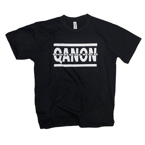 Qanon - WWG1WGA - Unisex Short Sleeve T-Shirt